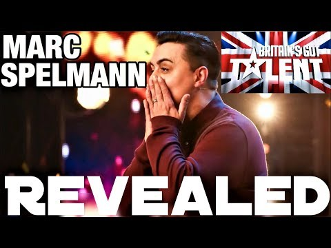 REVEALED - Marc Spelmann's BGT Audition Magic Trick! (видео)