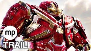 Avengers 3 Infinity War Alle Trailer German Deutsch (USA 2018, OT: Avengers 3 Infinity War Trailer) ▻Abonniere uns! : http://www.bit.ly/mpTrailer Kinostart: 26.04.2018 Alle Infos zum Film:...