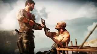 Трейлер игры Mad Max