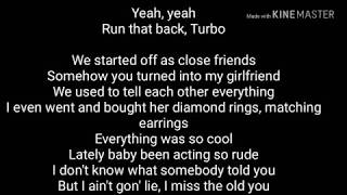 Lil Baby Close Friends Lyrics