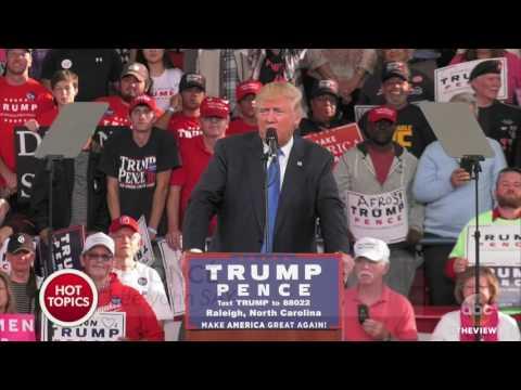 Pres. Trump's Mispronunciations | The View