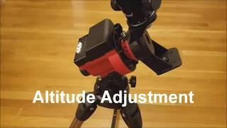 iOptron SkyGuider Pro Camera Mount with iPolar - 3550A