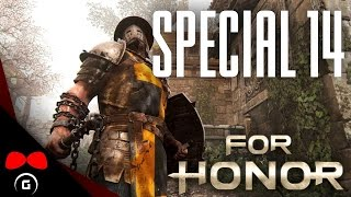 For Honor | SPECIAL #14 | Agraelus | CZ Lets Play / Gameplay [720p60] [PC]