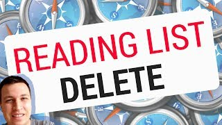 👉 How to DELETE READING LIST on SAFARI?