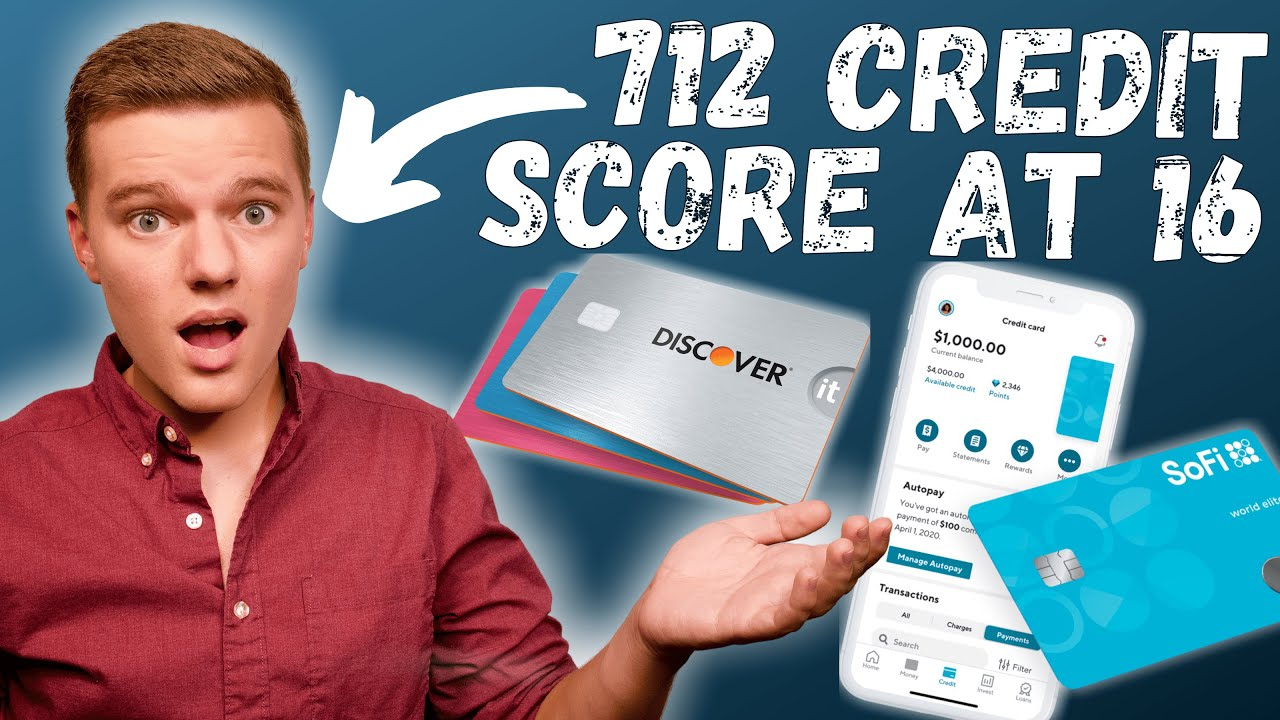 Finest Credit Cards For Teenagers|How to Develop Credit Under 18 thumbnail