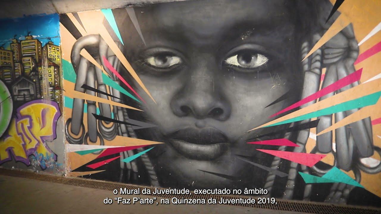 Arte Urbana valoriza concelho da Moita