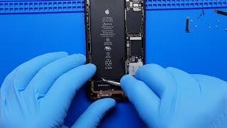 iPhone XR Batarya Değişimi #gsmiletişim