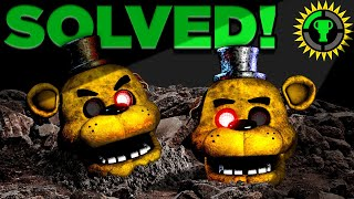 Game Theory: FNAF, We Solved Golden Freddy! (Five Nights At Freddy's)
