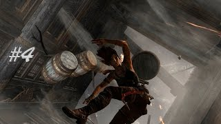Прохождение Tomb Raider (2013) - Часть 4: Лара Крофт спешит на помощь. [1080p 60 FPS Max Settings].
