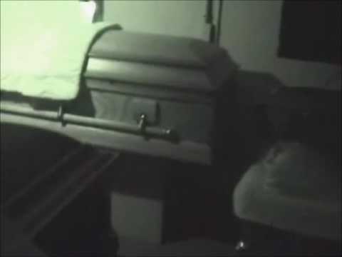 Funeral Home Ghost Activity