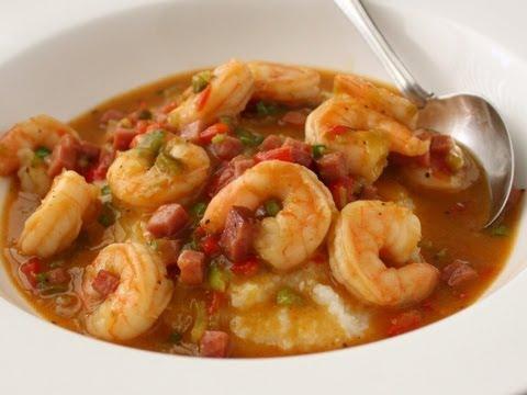 Ham and Shrimp Gravy Recipe – Spicy Ham Shrimp and Grits