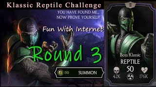 mkx mobile how to max out klassic reptile - 免费在线视频最佳