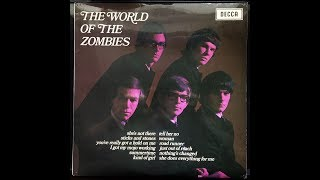 """JUST OUT OF REACH""  THE ZOMBIES  DECCA 45 F 12322 P 1966 UK"