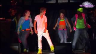 Justin Bieber - Somebody to Love (En El Zocalo De México Oficial High Quality Mp3)