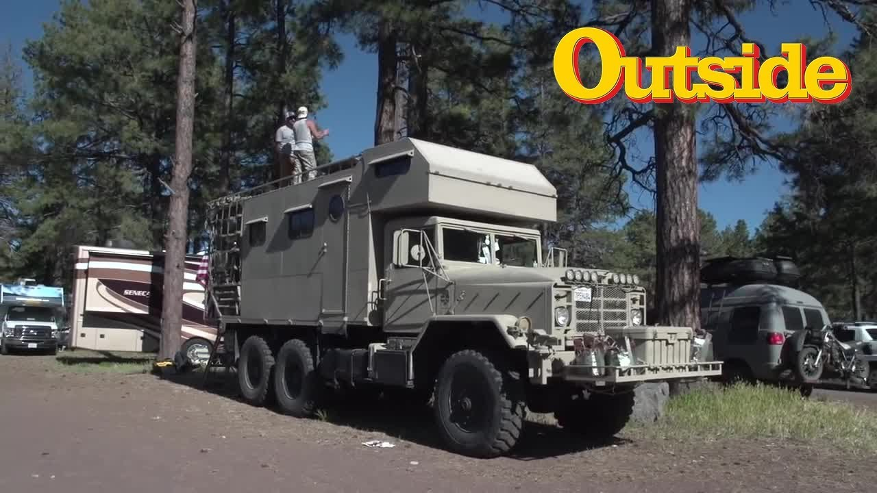An Off-Road RV You Can Actually Afford