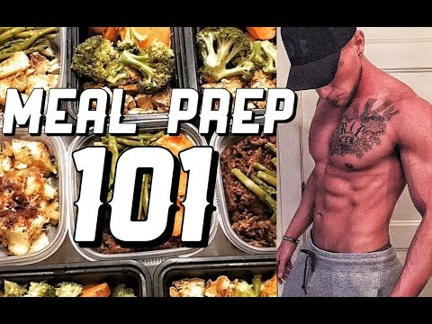 Video Remington James | Crockpot & Slow Cooker Chicken & Rice Meal Prep