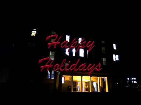 Happy Holidays from North Hall
