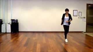 Crazy All My Life Line Dance (Easy Intermediate Level)