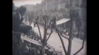 preview picture of video 'Course de Racers à DRAGUIGNAN (Var) - 1953 - 1954'