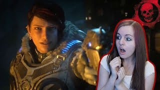 GEARS OF WAR 5 TROLLED US SO HARD! - E3 2018 Gears 5 Trailer Reaction