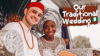 OUR TRADITIONAL AFRICAN WEDDING | AdannaDavid