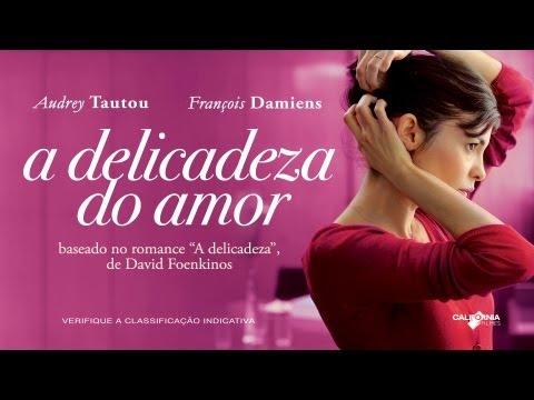 A Delicadeza do Amor - Trailer Legendado - HD