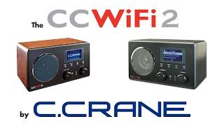 C. Crane CC WiFi 2 Internet Radio Using TuneIn