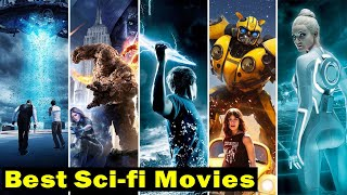 Top 10 Best Sci fi movies in Hindi   Best Hollywood Sci fi movies