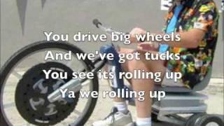 Big Wheels - Down With Webster lyrics