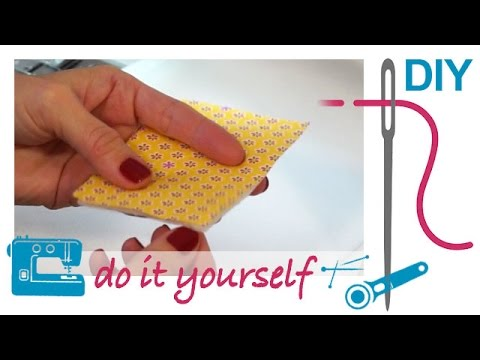 Nählexikon von A–Z – Vlieseinlage – Nähen lernen mit Zierstoff