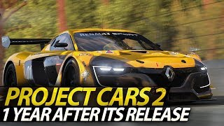 Project Cars 2 - One year after release, are we happy?
