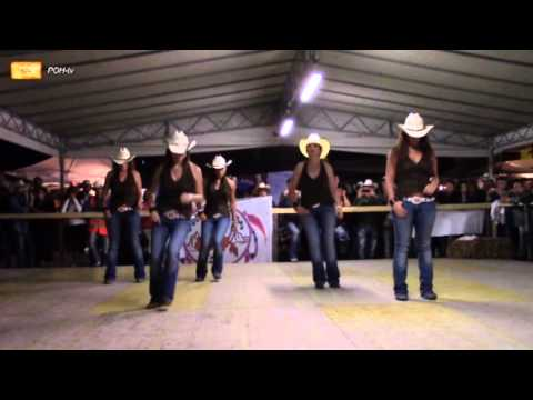 SOLD - country line dance (teach & demo)