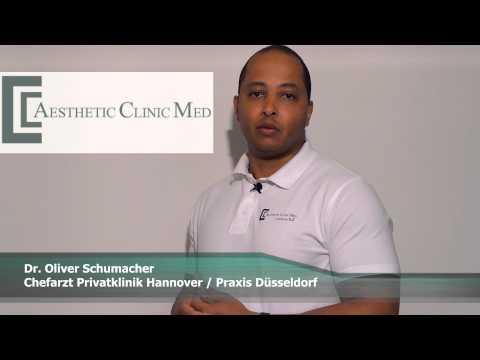Band Osteochondrose mit subchondralen Sklerose