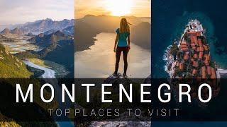 Montenegro - The land of beauty | DJi mavic pro cinematic