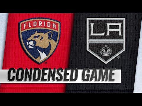 03/16/19 Condensed Game: Panthers @ Kings