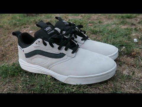 NEW VANS HIGH TECHNOLOGY SKATE SHOE REVIEW!