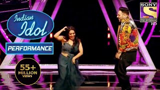 Badshah Neha She Move It Like Killer Moves Indian Idol