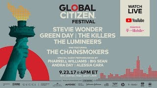 Sept. 23 in Central Park, NYC   LIVE on YouTube presented by T-Mobile