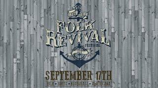 Folk Revival Festival 2016 Promo
