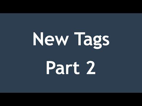 تعلم HTML5 القائمة #1 الفديو #9