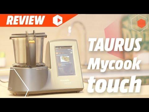 Análisis Taurus MyCook Touch. Review en español