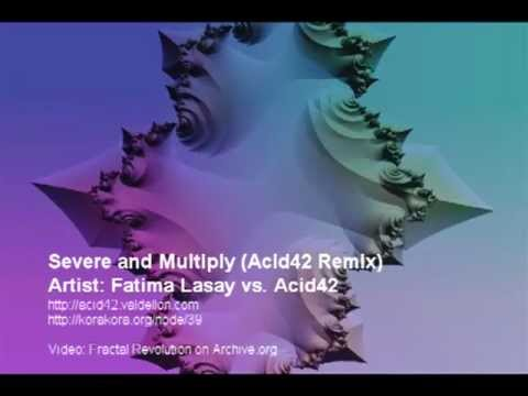 Fatima Lasay vs. Acid42 - Severe and Multiply (Acid42 Remix)