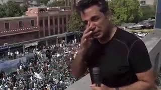 طلعت حسین کا پروگرام نیا پاکستان جو جیو نیوز نے ٹیلی کاسٹکرنے سے انکار کر دیا