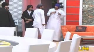 مضاربة صالح القحطاني وأحمد سعود وإنقطاع البث | #حياتك13