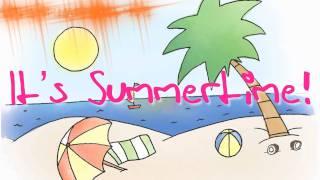 Original Kids Summer Song By ELF Learning - ELF Kids Videos