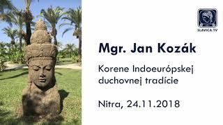 Korene Indoeurópskej duchovnej tradície