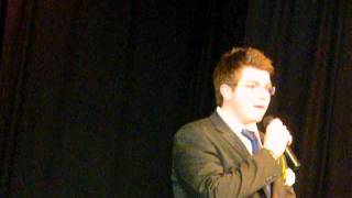Ross Powells cover of Kiss the Air by Danny Calvert