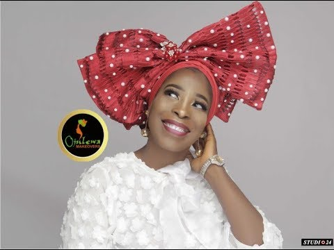 QUICK WAY TO ROCK THE OLORI GELE
