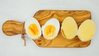 Surpreenda seus filhos com ovos cozidos diferentes do tradicional