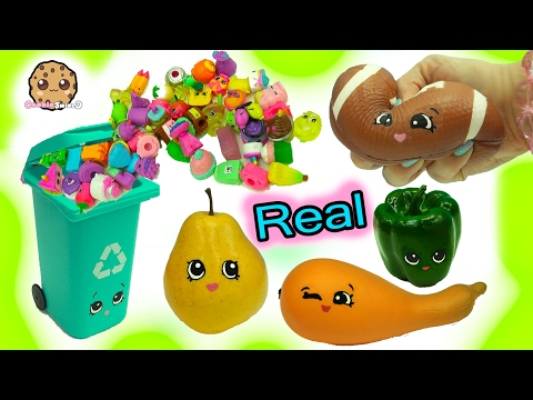 DIY Custom Painted Do It Yourself Realistic Inspired Shopkins Dollar Tree Store Fruit